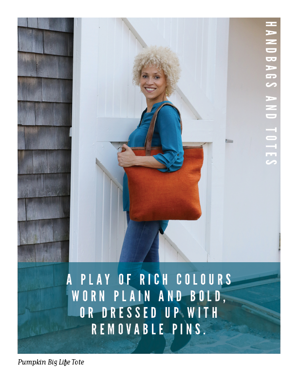 Fibres of Life - Big Life Tote