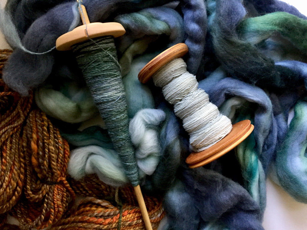 WORKSHOP: SPINNING BASICS