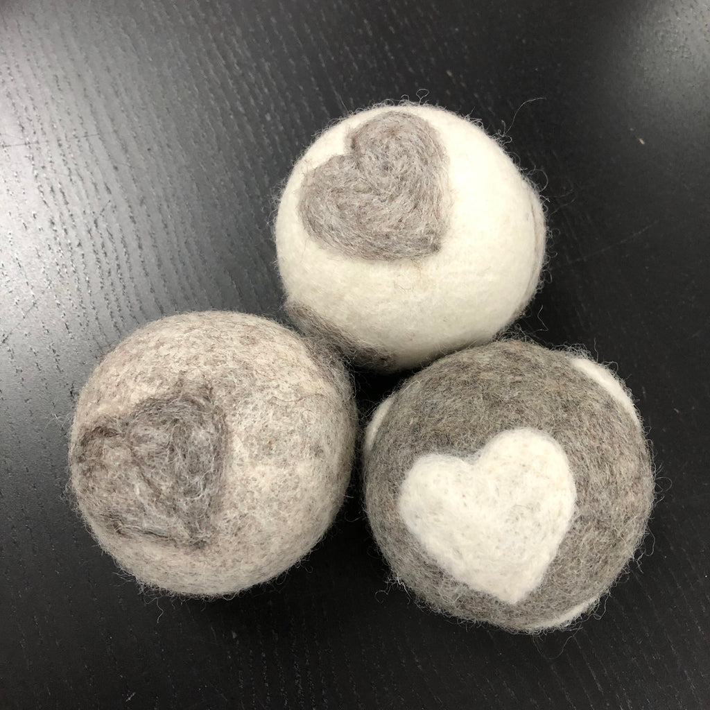 Fibres of Life - Dryer Balls