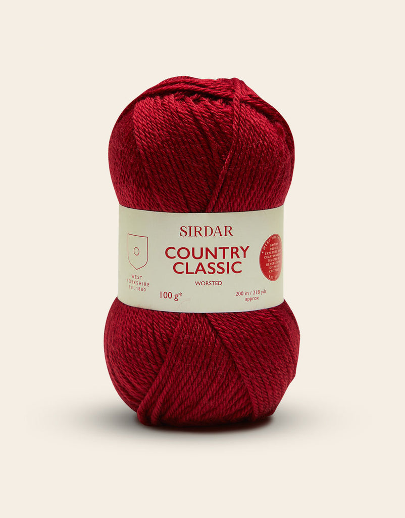 Sirdar - Country Classic Worsted