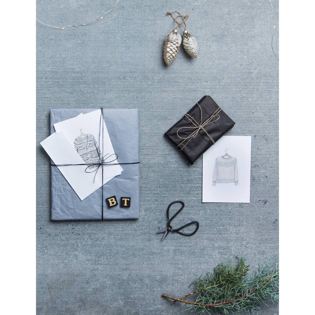 Sweater Gift Cards
