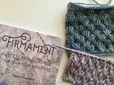 WORKSHOP: HUNTER HAMMERSEN DIP STITCHES WITH SUSAN