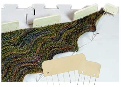 Rainbow Knit Blockers (Pack of 20)