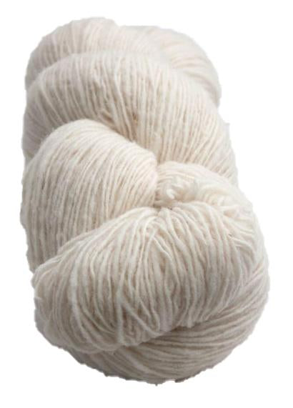 Mule Spinner Yarns 1 Ply Natural