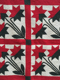 North Carolina Lily Quilt  -