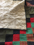 Homespun and Comfy Pioneer Quilt