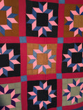 Crown of Thorns Mennonite Quilt