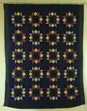 'Joseph's Coat'  -  Waterloo County Amish Quilt
