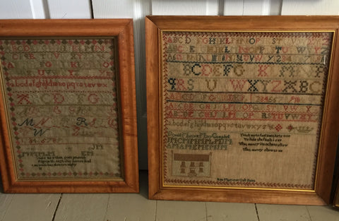 Pair of Samplers from New Brunswick