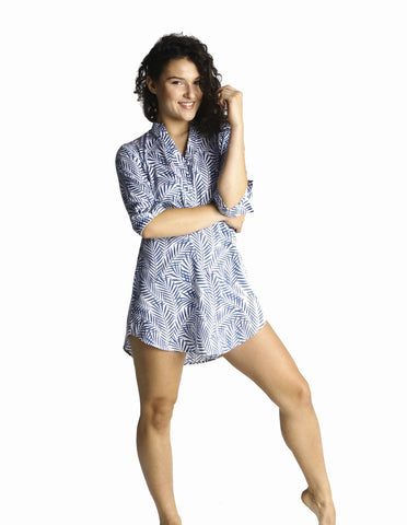 pjMe Fern Sleepshirt - 100% cotton