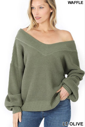 Acrylic Sweater