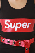 Super Belted Dress