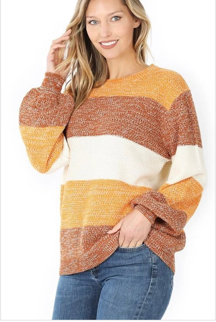 It's Fall Sweater