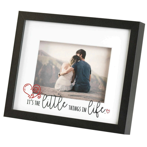 It's the little things photo frame