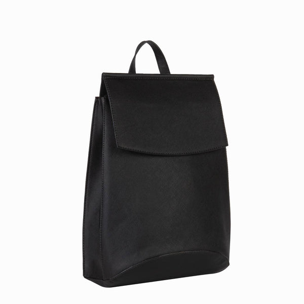 Cher Vegan Leather Convertible Backpack