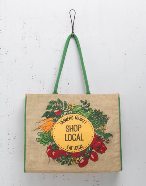 Shop Local Market Bag