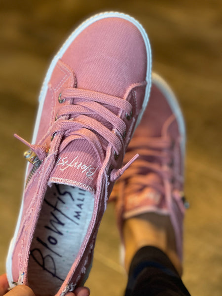 Blowfish Fruit Sneaker - Dusty Pink