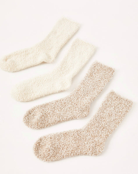 Z Supply Plush Socks - 2 Pack