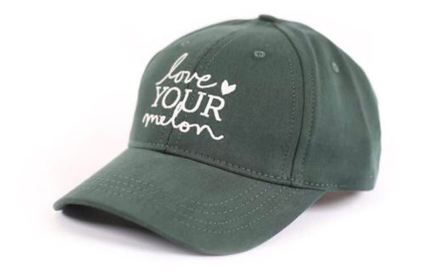 Spruce Green Love Your Melon Cap