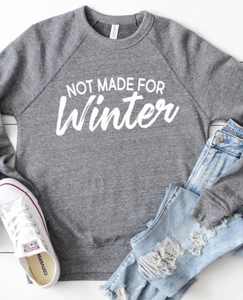 Winter Graphic Sweatshirt