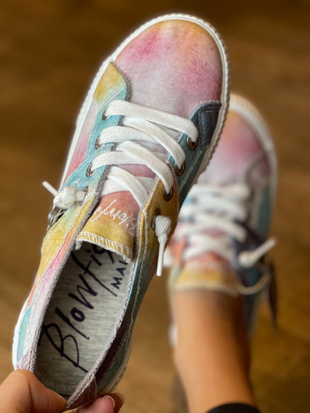 Blowfish Fruit Sneakers - Desert Sky Tie Dye
