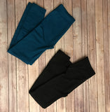 Fleece Lined Leggings (More Colors)