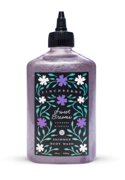 Sweet Dreams Shimmer Body Wash