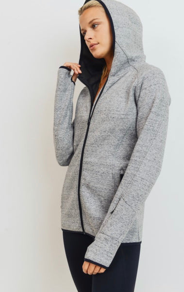 Everyday Hooded Jacket
