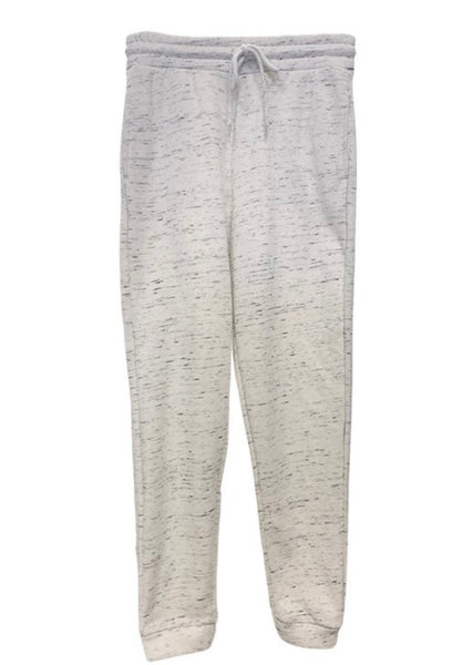 Fleece High Rise Jogger Pants