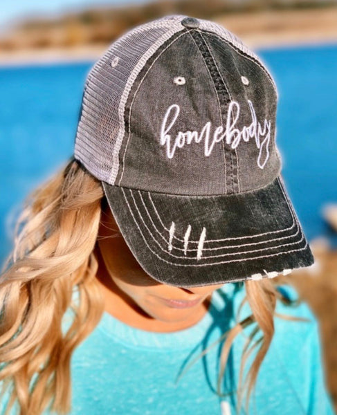 Homebody Trucker Hat