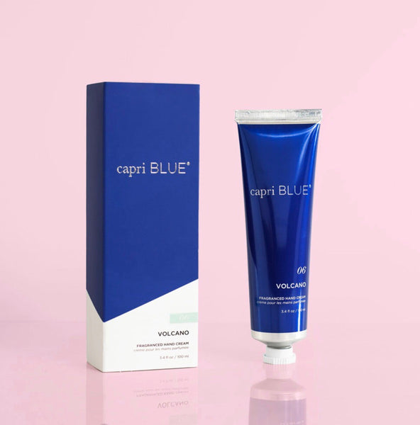 Capri Blue Volcano Hand Cream 3.4 oz