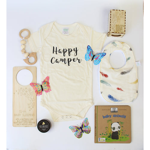 Hello World Gift Pack - For a baby girl