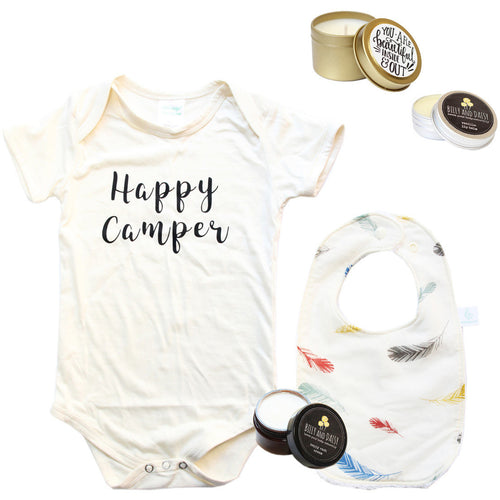 Ultimate Baby Shower eco-friendly gift pack