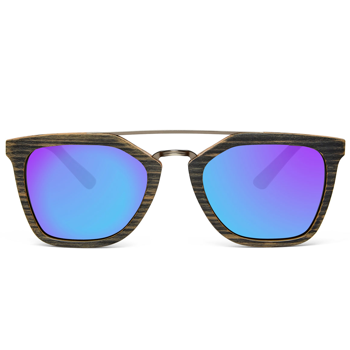 VILI W/BAR Blue Mirror Polarized