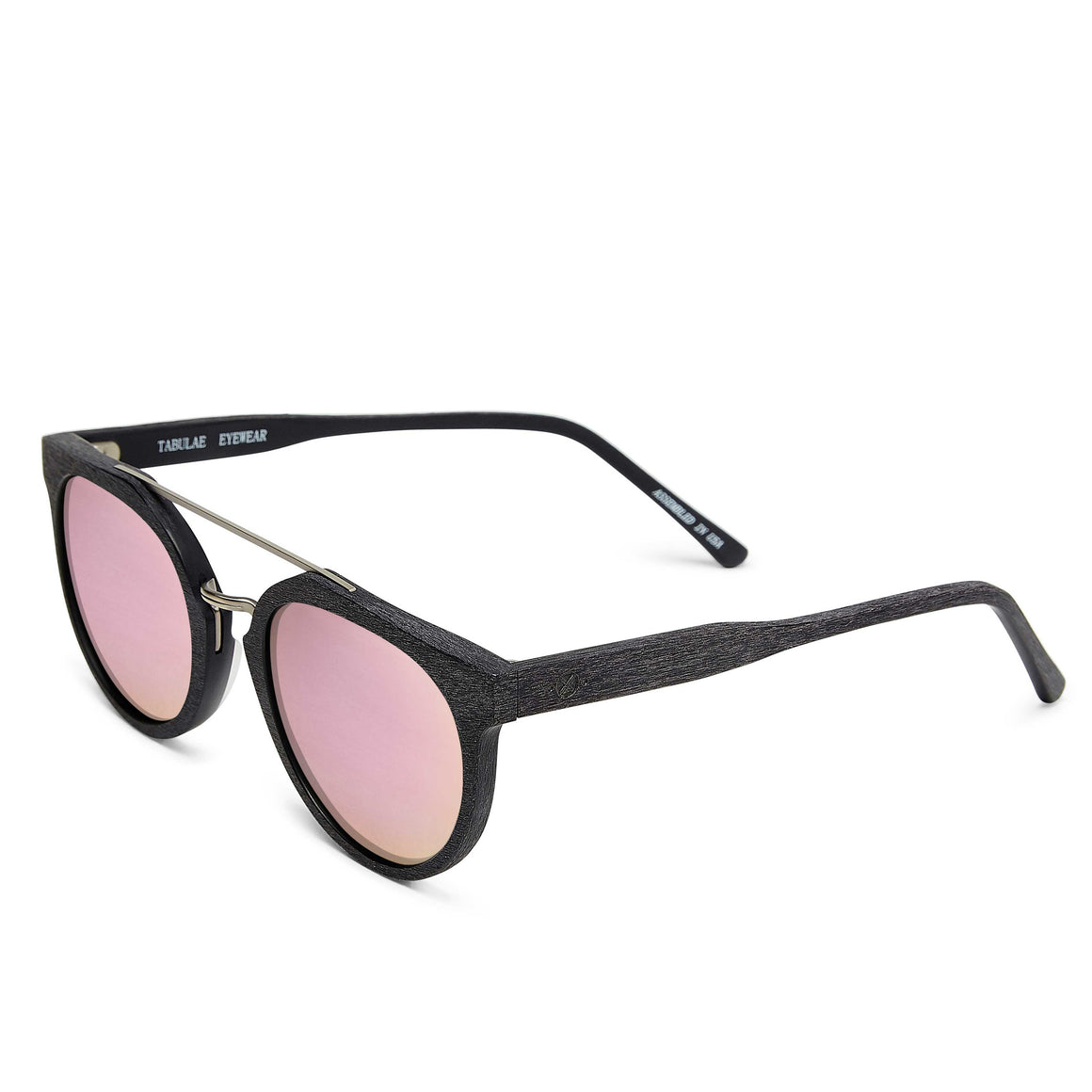 HERACLES Rose Gold Mirror Polarized