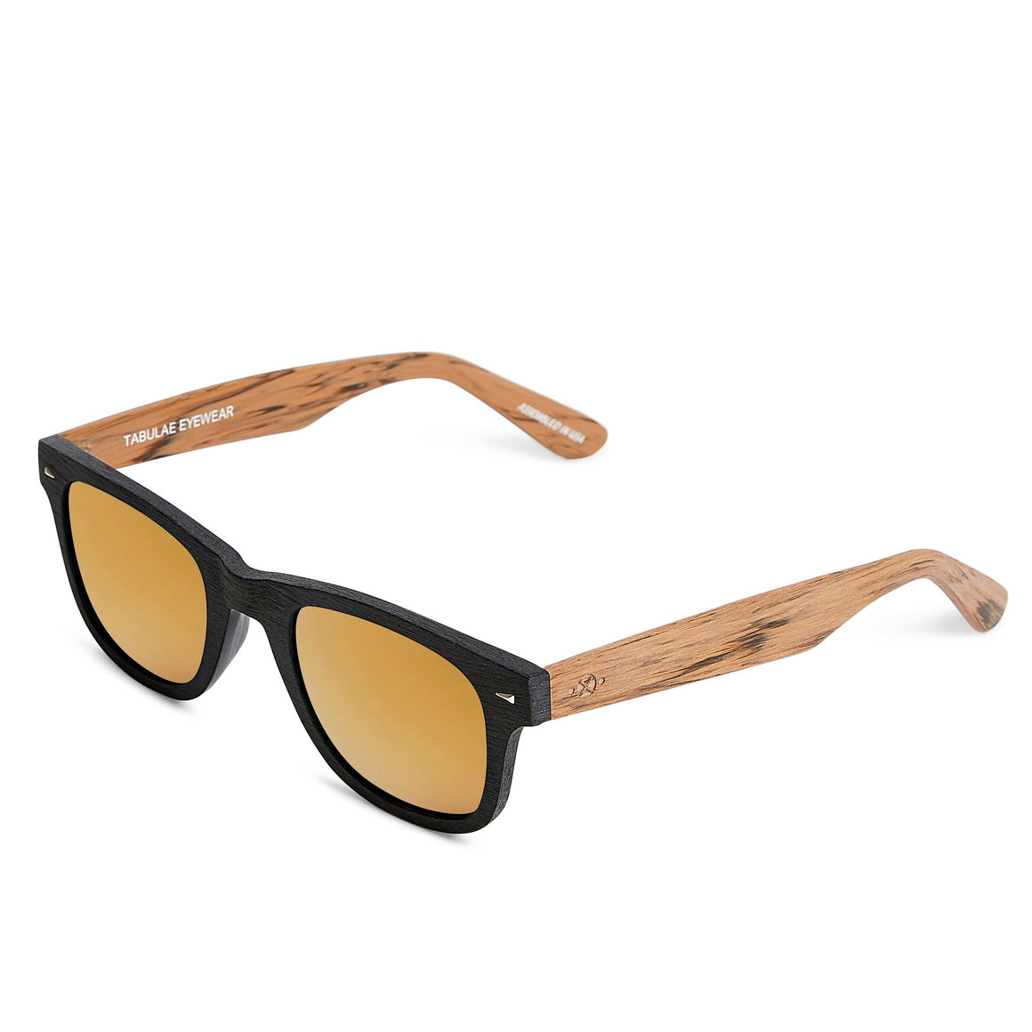 PLUTO Brown Mirror Polarized
