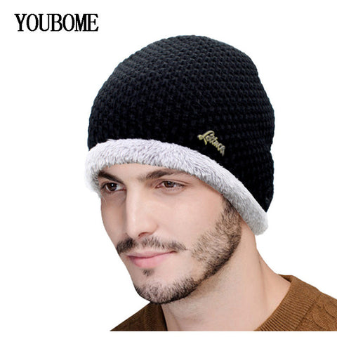 Winter Beanies Knit Hat Men's Winter Hats For Men
