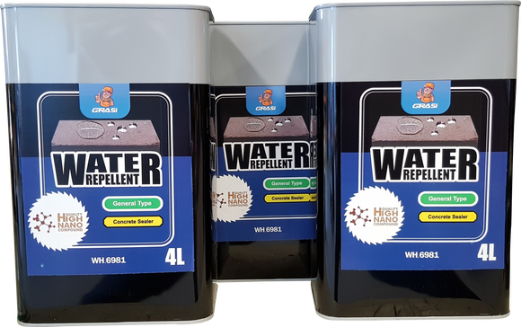 Concrete Sealer (Water Based- Nano)