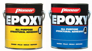 All Purpose Epoxy Adhesive/Mortar; PioneerPro (1.9 & 7.6L Kits)