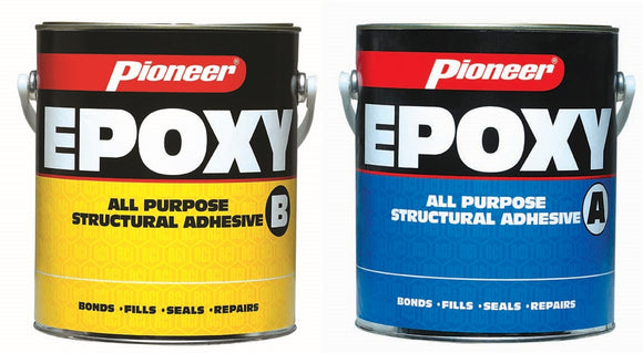 All Purpose Epoxy Adhesive/Mortar; PioneerPro (2 & 7.6L Kits)