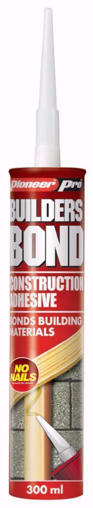 Liquid nails Builder's bond; 300ml