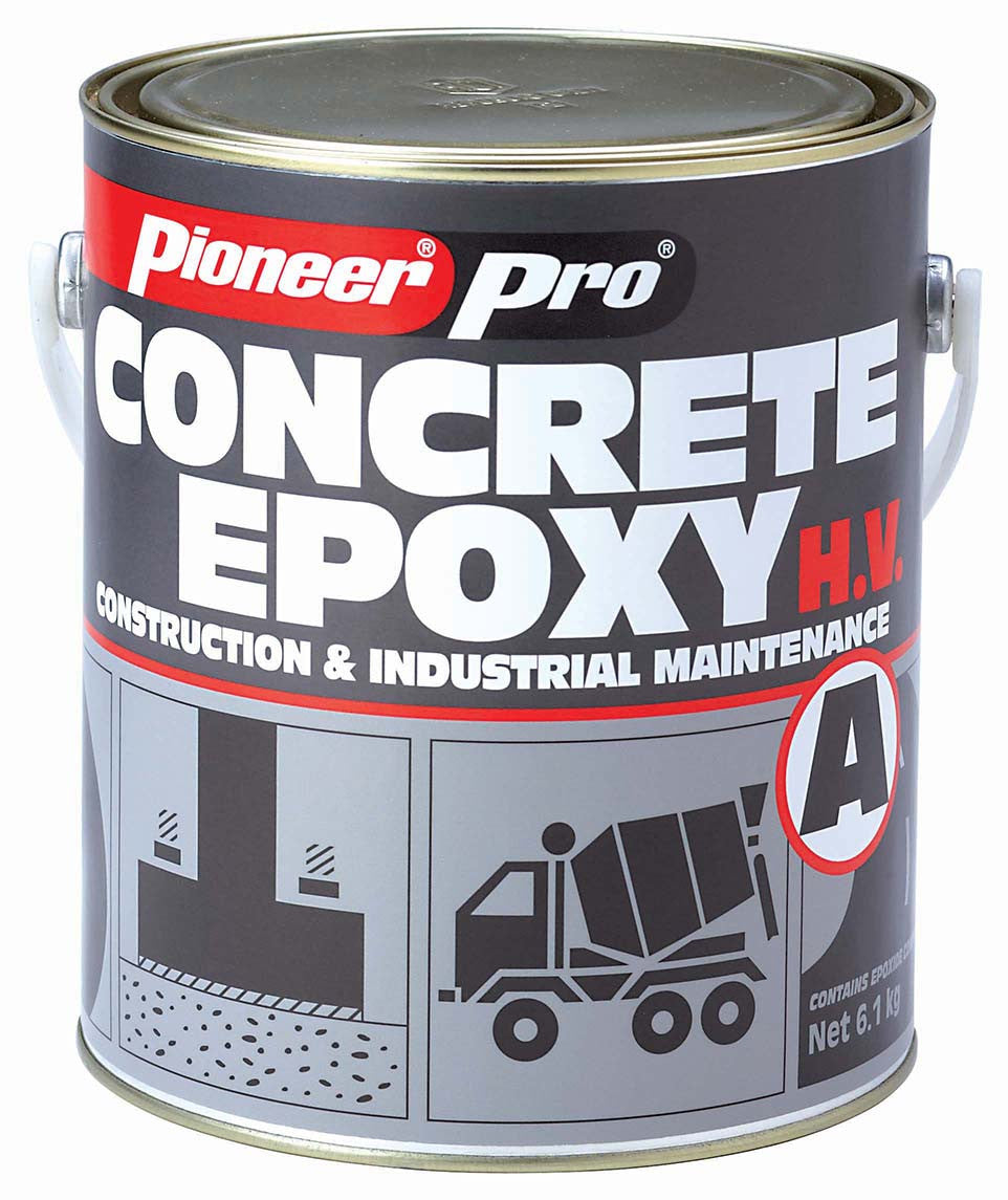 Concrete Epoxy Hv Thixotropic Repair Mortar