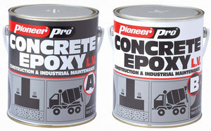 Concrete Epoxy LV- Epoxy-based Mortar (Low Viscosity)