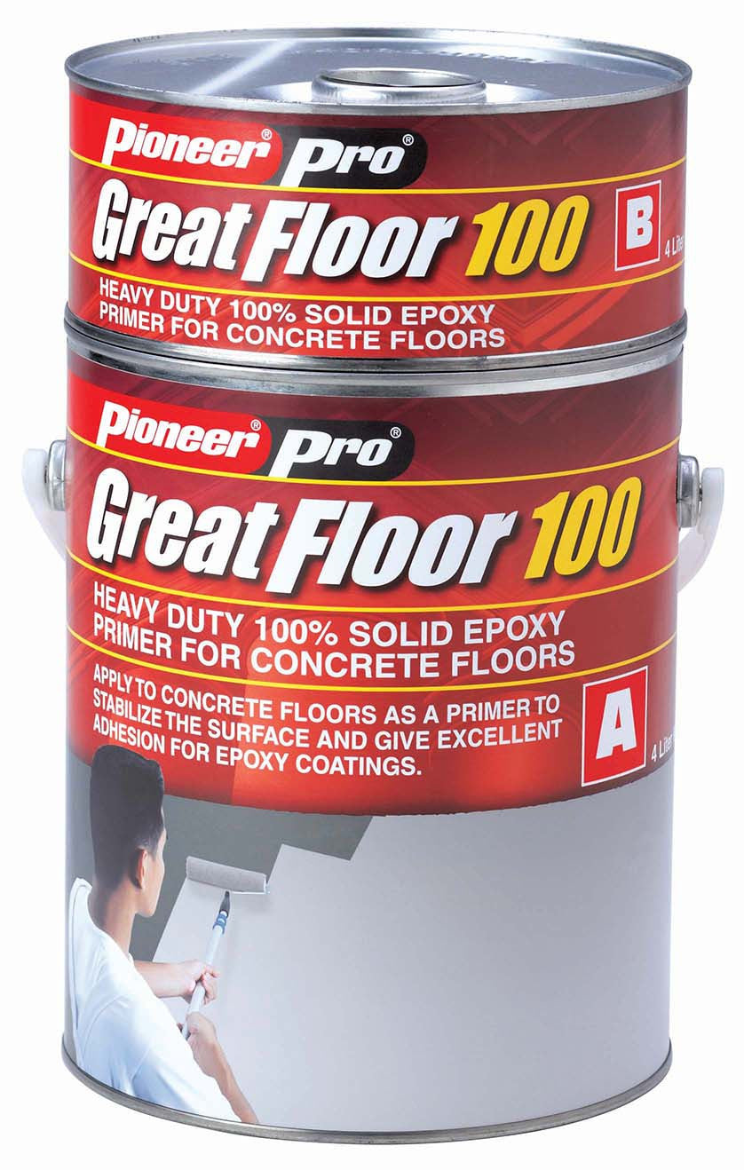 Epoxy Primer; GreatFloor-100