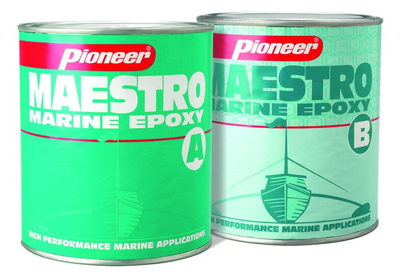 Structural Putty- Marine Epoxy Maestro PioneerPro