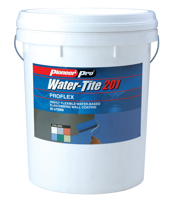 Waterproofing Paint; Water-Tite 201 Proflex, 20L