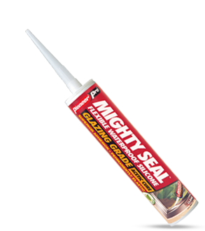 Acetic Cure Silicone Sealant; Mighty Seal