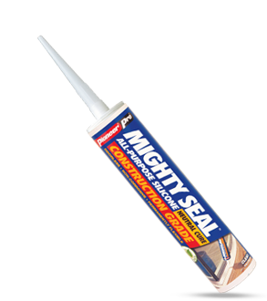 Neutral Cure Silicone Sealant; MightySeal
