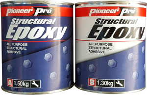 PioneerPro Structural Adhesive- Epoxy Resin