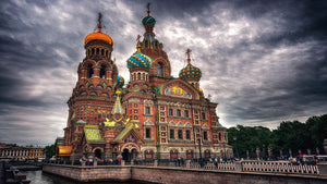 First Impressions: St. Petersburg, Russia-World Smart Apparel